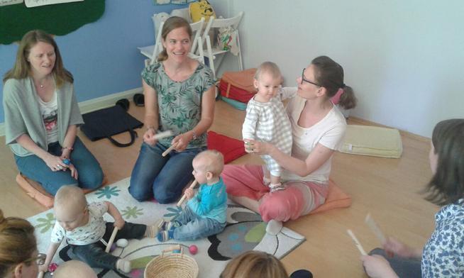Eltern Kind Gruppe